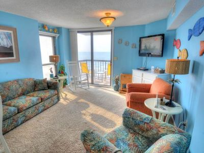 Photo for Attractive beachy- condo located in Windy Hill area.