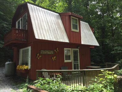 Photo for Quaint Creekside Cabin - GREAT rate!!!