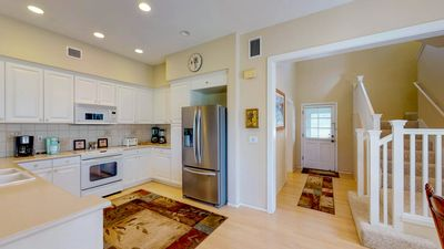 Photo for Open & Spacious 3 Bed, 2 1/2 Bath Townhome in Coconut Plantation (1086)