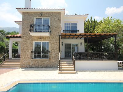 Photo for Villa Seaview with Pool