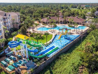Photo for 5 min from Disney - Up to 7 guests - Private pool - Free access to waterpark