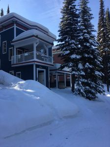 Photo for Available over Christmas Best Ski in/out Location - 4 Bedrooms, near 2 Chairlift