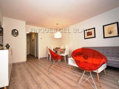 Photo for REF. 2469. APARTMENT IN 1ST LINE BEACH, TOTALLY RENOVATED.  This apartment enjoys a supe