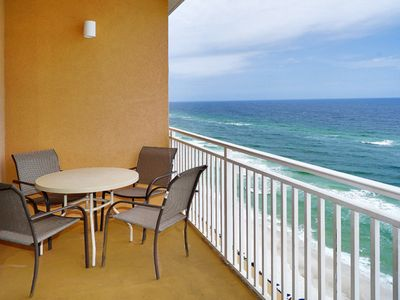 Photo for GULF FRONT!! OPEN 9/14-21! LOTS OF AMENITIES!