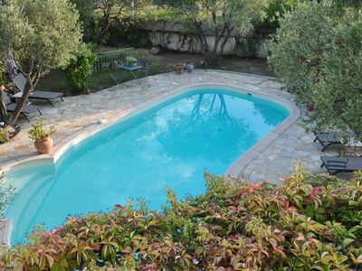 Photo for 1BR Guest House Vacation Rental in Saint-Gély-du-Fesc, Occitanie
