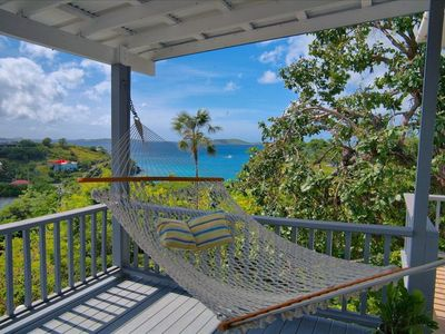 Photo for New on the Rental Market! Cruz Bay 2 Bdrm Condo W. Ocean View