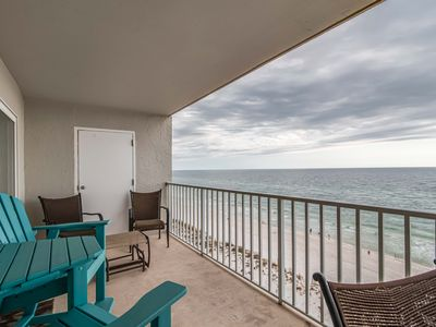 Photo for Gulf Front~2 Bedrooms~Book Your Vacay Today!