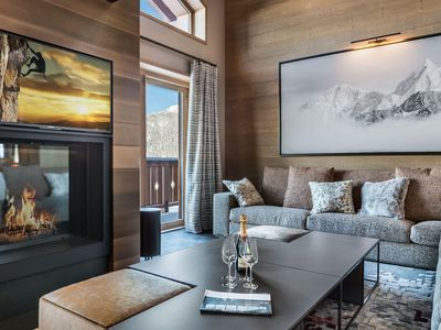 Photo for Chalet Elixir: Ultra-design, the Chalet Elixir is a new luxury chalet in Courchevel 1850