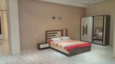 Photo for Spacious, Fully furnished Apt with 2-king size Beds