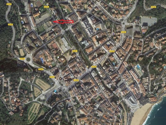 HUMBERTO SUNNY APARTMENT IN THE CENTER OF TOSSA DE MAR Ref