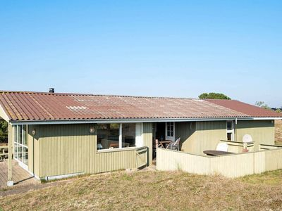 Photo for Cosy Holiday Home at Jutland, with roofed terrace