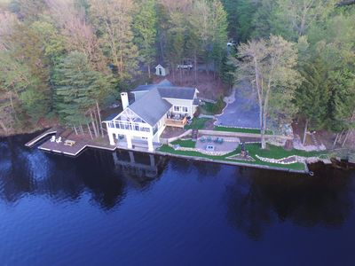 Photo for REMODELED WATERFRONT ON CHANNEL IN OLD FORGE