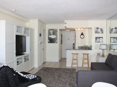 Photo for Suite On The Beach! Right In The Heart Of Daytona Beach - Joanne 301-728-2646