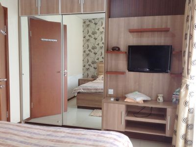 Photo for Cozy and Lux 1BR at Thamrin Area