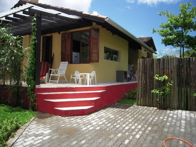 Photo for House in Praia da Baleia, 3 bedrooms, 1 suite