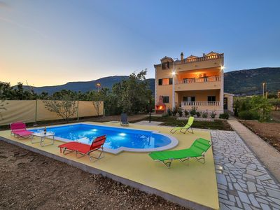 Photo for Apartment with Terrace, pool and amazing view