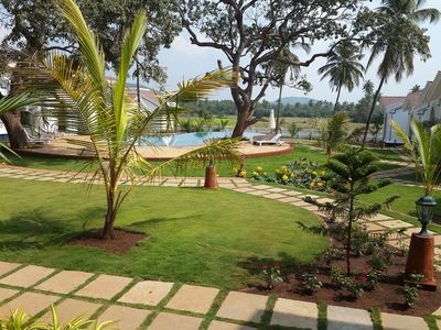 Photo for Fully Furnished Studio Apartment in The Serenity of Siolim