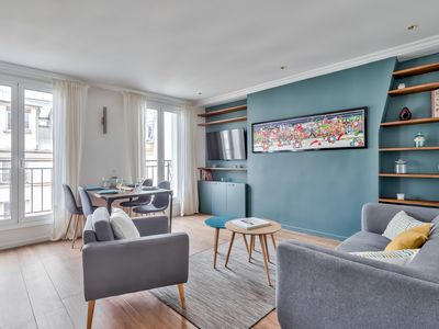 Photo for Splendid 3 bdrs Flat in a Prime Location of Paris