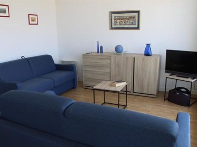 Photo for Apartment Fort-Mahon-Plage, 4 bedrooms, 8 persons