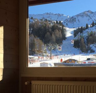 Photo for Large apartment 65M2 Plagne center skis