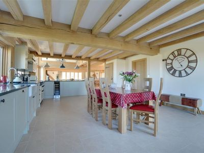 Photo for Vacation home Stone Farm in Tenterden - 16 persons, 8 bedrooms