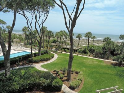 Photo for 5207 Hampton Place South: 2 BR / 2 BA villa in Hilton Head, Sleeps 6