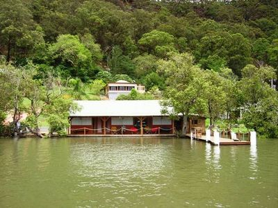 Photo for Mystaya River Cottage on the Hawkesbury River