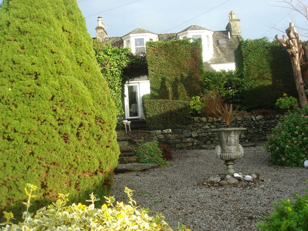 Pleasant Sc The Shoemakers Cottage Holidays In Dumfries And  With Fetching Back View With Cute Indian Garden Umbrellas Also Roes Garden In Addition Trago Mills Garden Centre And Pulborough Garden Centre Train As Well As Modern Garden Benches Additionally Princess Garden Restaurant London From Ownersdirectcouk With   Fetching Sc The Shoemakers Cottage Holidays In Dumfries And  With Cute Back View And Pleasant Indian Garden Umbrellas Also Roes Garden In Addition Trago Mills Garden Centre From Ownersdirectcouk