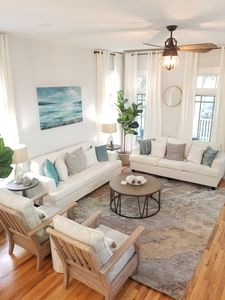 Photo for Newly Remodeled in Carillon Beach Gated Resort, 3BR/3BA. 1 mile of beach front!