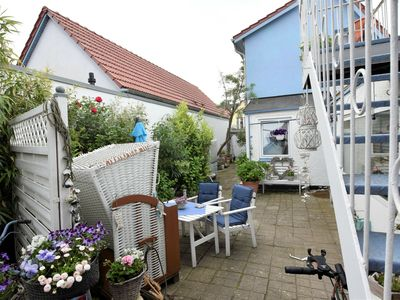 Photo for Comfortable apartment in Warnemünde's old town centre