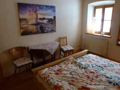 Photo for Bed and breakfast with 2 beds - Wilhelm Martin