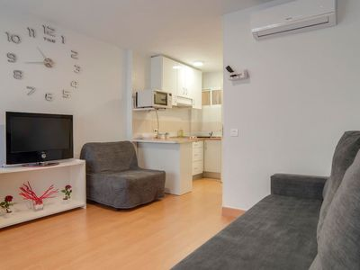 Photo for Hercules studio, new, wifi, swimming pools, reception 24 hours