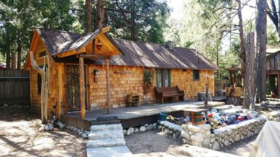 Photo for Beatiful, Private Guest House in Idyllwild