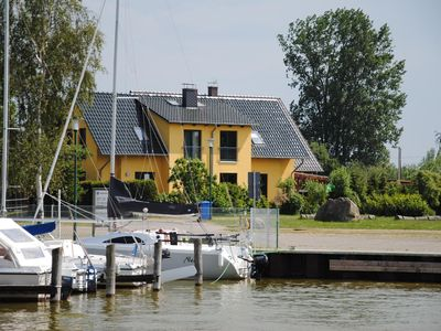 Photo for University of Applied Sciences located at the port; Water view, sauna, fireplace, ****