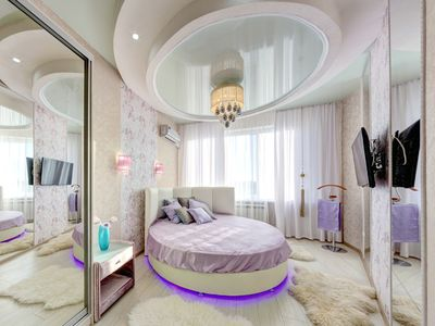 Photo for Apartment with Sauna&Jacuzzi in City