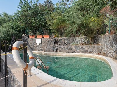 Photo for Chalet surrounded by olive trees Free Wifi
