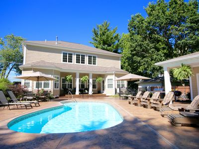 Photo for Inn Like a Lamb - Swimming Pool, Hot Tub & Fire Pit - Close to Beach & Town