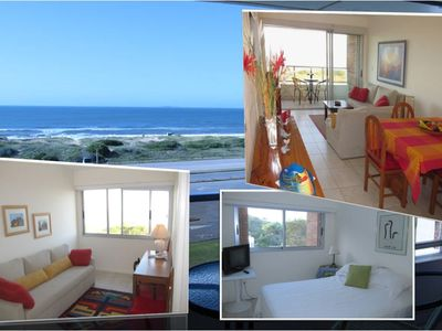 Photo for Espectacular vista al mar!! Breathtaking view of the ocean! (parada 10 - brava)