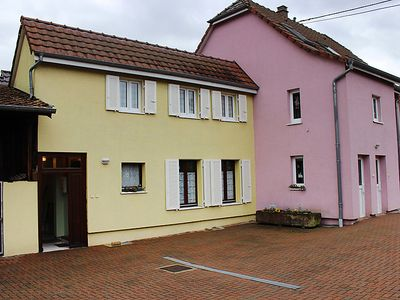 Photo for Apartment Résidence jaune et rose in Marckolsheim - 4 persons, 1 bedrooms