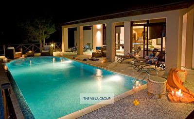 Photo for Neo Chorio Villa, Sleeps 6 with Pool, Air Con and WiFi
