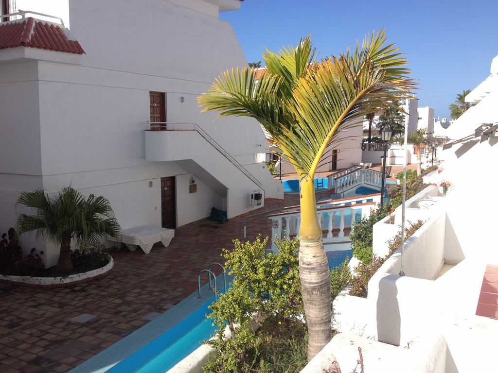 Appartement dans las floritas playa de las americas for Appartement tenerife