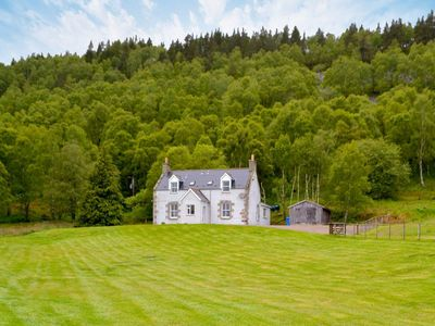 Photo for 3 bedroom accommodation in Advie, near Grantown-on-Spey