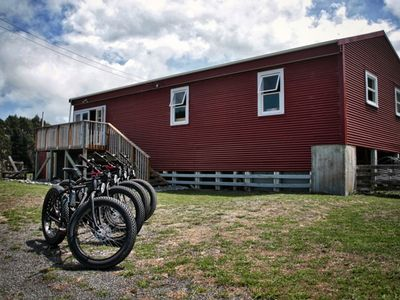 Photo for Western Lake Woolshed - for cyclists of the Remutaka Cycle Trail only