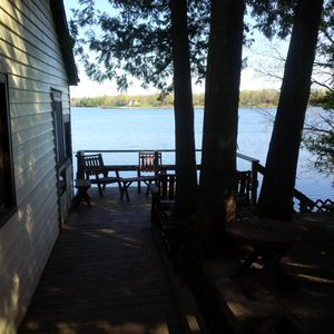 Photo for Moira Lake's Cedar Cove Cottage - Fish, Swim, Relax, Enjoy -Your Private Getaway