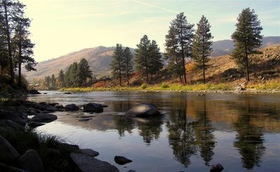 The Ranch  Is A Riverfront Property Nestled In The Historic Methow Valley
