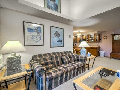 Photo for Large, Beautiful Steamboat Condo with Amazing Views and a Private Balcony!