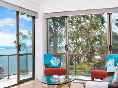 Photo for Nelson Bay Accommodation with Water Views
