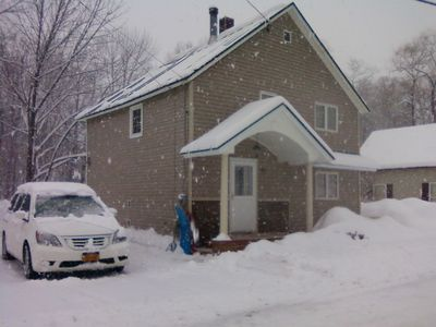 Photo for Okemo Ski House with WiFi,1 mile to Okemo Mt,Walking Distance to town