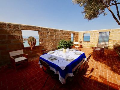 Photo for FORTRESS by KlabHouse-3BR w/terrace above the SEA