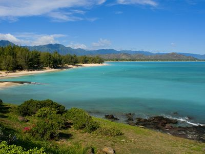 Photo for Kailua Beach~8 min Walk to Kailua Bch~Quiet/Clean/Relaxing/Private Entry/AC